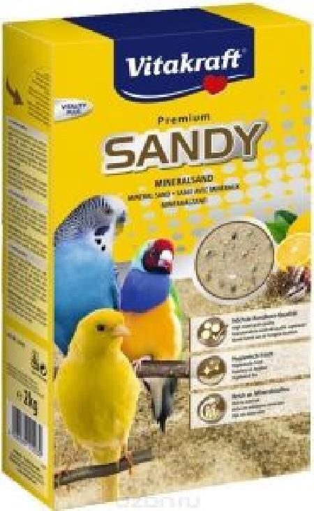 Vitakraft песок для птиц 2 кг