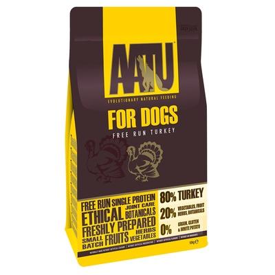 AATU Корм для собак Индейка  80/20 (AATU 80/20 TURKEY) AT10, 10,000 кг
