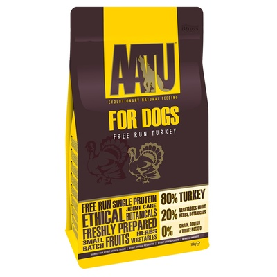 AATU Корм для собак Индейка  80/20 (AATU 80/20 TURKEY) AT5, 5,000 кг