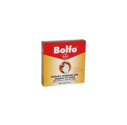 Bayer (Elanco) Больфо Ошейник от блох д/кошек и мелких собак, 38см-11066, 0,010 кг, 1500100553