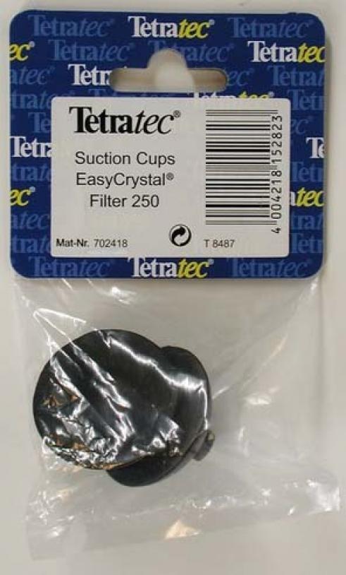 Tetra присоски для внутреннего фильтра EasyCrystal 250 2 шт., 152823