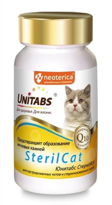 Unitabs SterilCat витаминно-минеральный комплекс для стерилизованных кошек 100 гр