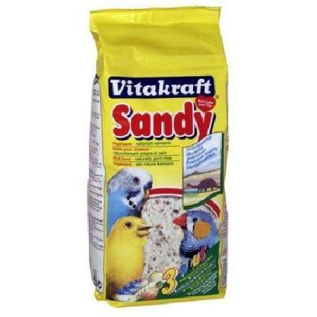 Витакрафт 15523 Sandy Песок д/всех видов птиц 2,5кг, 99945