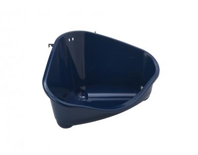 Pride Moderna Туалет в клетку для грызуна большой белый 49x34,6x26 см