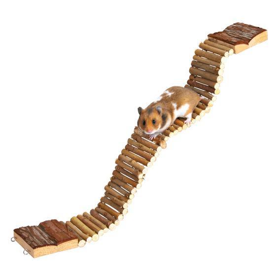 [86853]  6221 Лестница для грызунов, 7 х 55 см., 86853