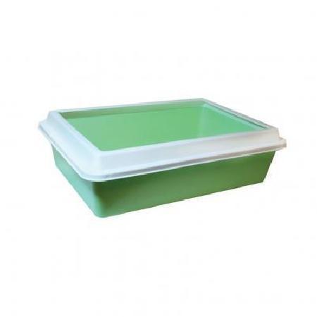 11081 туалет LUX с рамкой 41*30*12 см