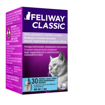 Ceva Феромоны Феливей Классик для кошек сменный блок для коррекции поведения 48 мл. 12652, 0,070 кг