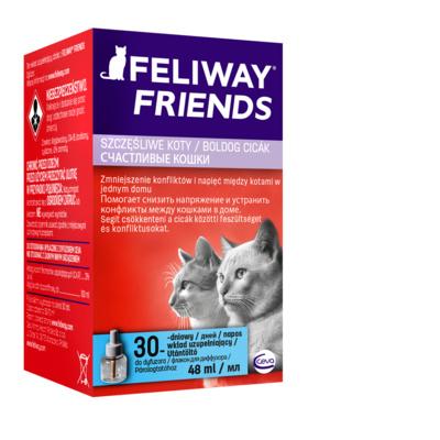 Ceva Феромоны Феливей Фрэндс для кошек сменный блок 48 мл. 81840, 0,070 кг