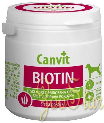 Canvit ВИА Витамины для кожи и шерсти собак, таб. (Biotin), 0,5 кг, 14973