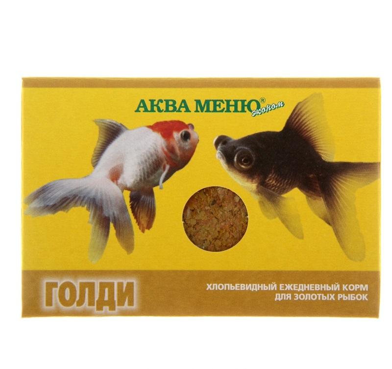 Аква Меню Корм Голди   650256, 0,011 кг, 40314