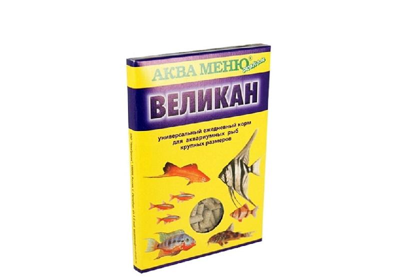 Аква Меню Корм Великан   650096, 0,035 кг