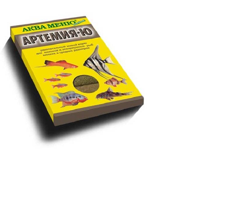 Аква Меню Корм Артемия-Ю   650157, 0,030 кг