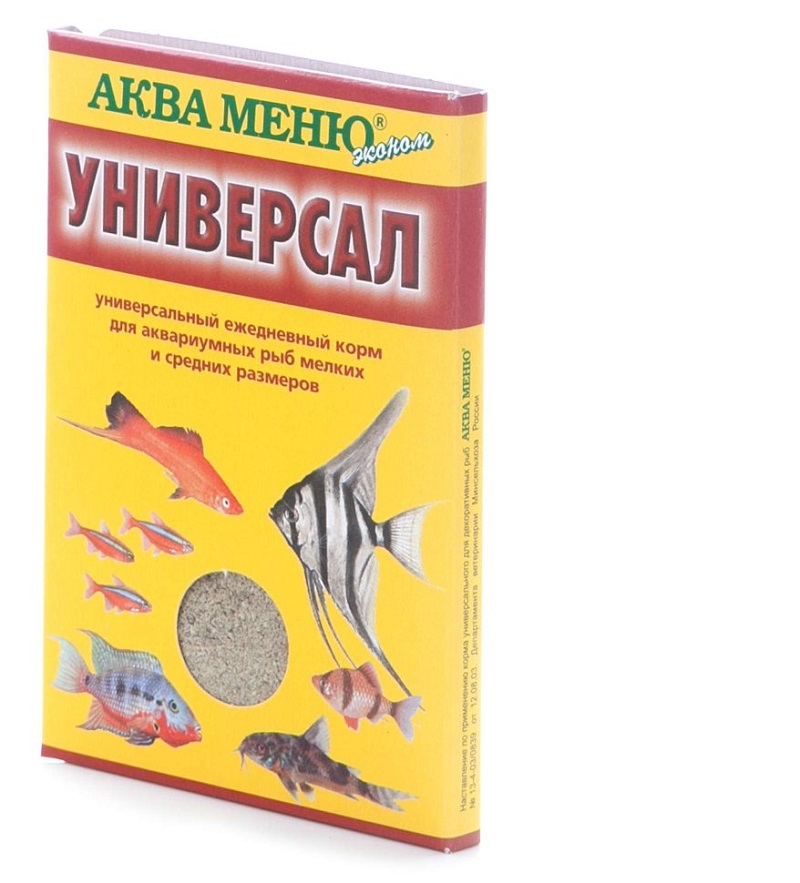 Аква Меню Корм Универсал      650058, 0,030 кг
