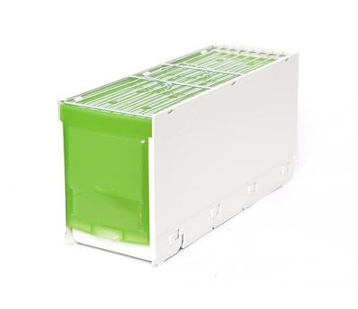 Benelux аксессуары Переноска для птиц пластиковая 16 * 12 * 14 см (Transportcage plastic small) 14775.., 0,450 кг
