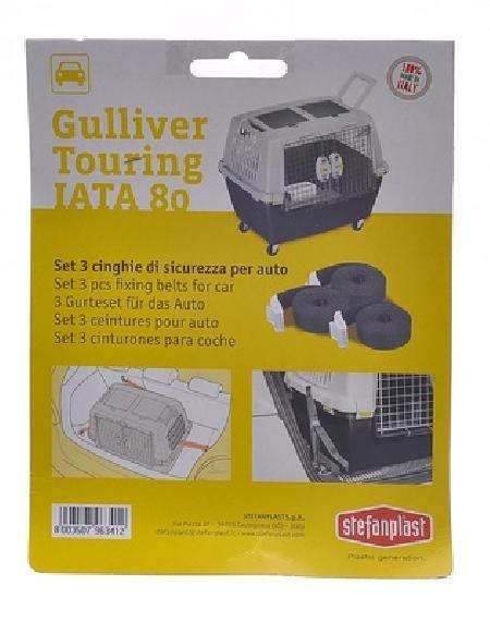 [82269]  ST.набор авторемней для Gulliver TOURING 80 IATA