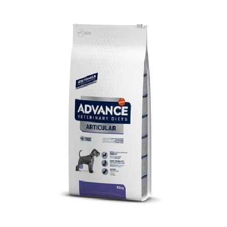 Advance корм для щенков и взрослых собак всех пород при заболеваниях суставов, курица и рис 3 кг