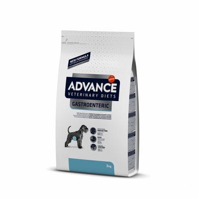 Advance (вет. корма) Для собак при патологии ЖКТ с ограниченным содержанием жиров (AVET DOG GASTROENTERIC 0,8Kg) 586810, 0,800 кг
