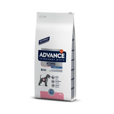 Advance (вет. корма) Для собак при дерматозах и аллергии (Atopic) 923676, 12,000 кг