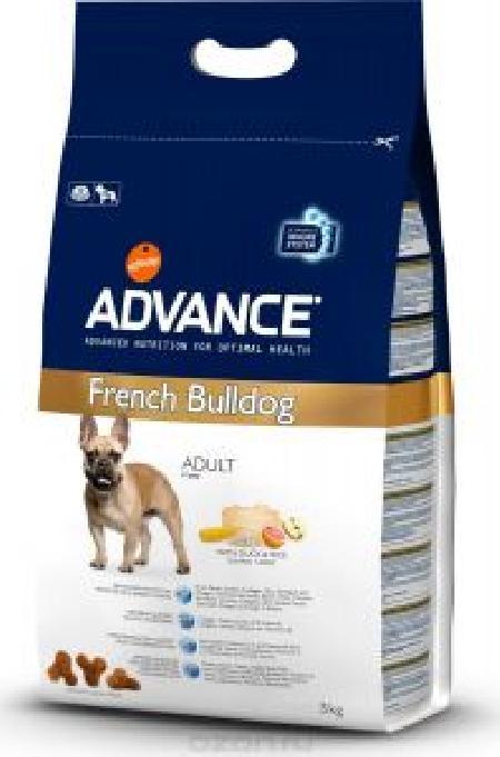 Advance (снят с производства) СМ.АРТИКУЛ 35882 Для французских бульдогов (French Bulldog) 500485, 3 кг, 13074