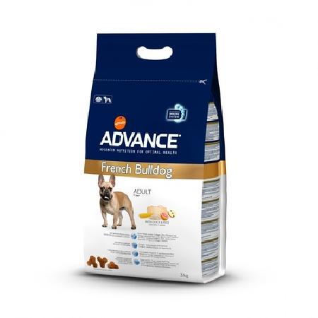 Advance (снят с производства) СМ.АРТИКУЛ 34509 Для французских бульдогов (French Bulldog) 500749, 9 кг, 13075
