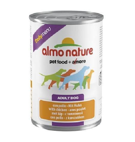 Almo Nature ВИА Консервы для собак Меню с курицей (Daily Menu - Chicken) 181, 0,800 кг, 10230