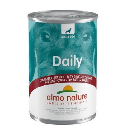 Almo Nature ВИА Консервы для собак Меню с Уткой (Daily Menu - Duck) 184, 0,800 кг, 10371