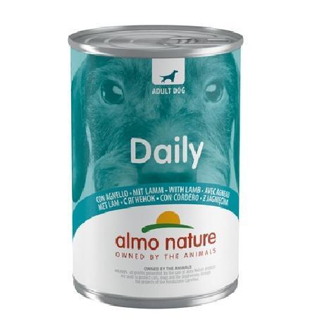 Almo Nature ВИА Консервы для собак Меню с Ягненком (Daily Menu -  Lamb) 183, 0,800 кг, 10370