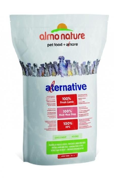 Almo Nature Alternative ВИА Корм со свежим ягненком и рисом (50 % мяса) для собак средних и крупных пород (Alternative Fresh Lamb e Rice  M-L) 7971, 3,750 кг, 10763