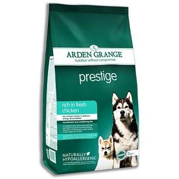 Arden Grange Prestige корм для взрослых собак всех пород, курица 12 кг