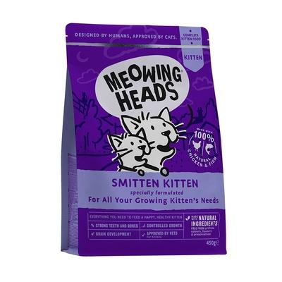 Barking Heads Для Котят с Курицей и рисом Восторженный котенок MKN1, 1,500 кг