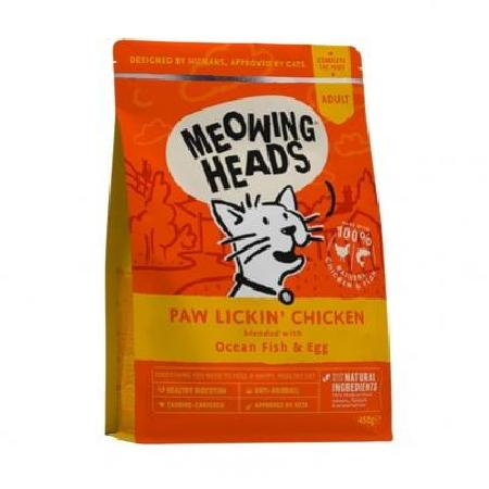 Barking Heads Для Взрослых кошек с Курицей и рисом Куриное наслаждение MCK8, 8 кг, 42739