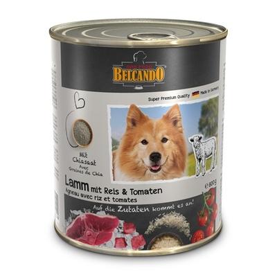 Belcando Консервы для собак с ягненком 51211520, 0,400 кг, 34873