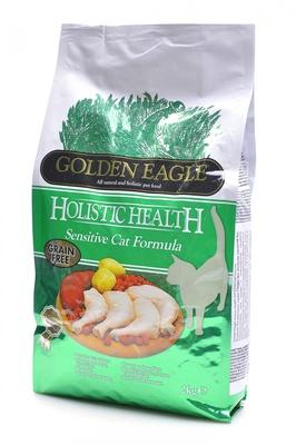 Golden Eagle корм для взрослых кошек, беззерновой 2 кг