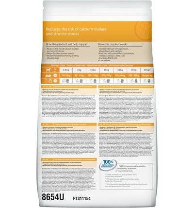 Hills Prescription Diet Сухой корм для собак C/D лечение мочекаменной болезни, струвитов (Urinary) 8654M, 2,000 кг
