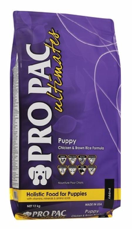 Pro Pac ВИА Для щенков всех пород с курицей и коричневым рисом, 12 кг, 40540
