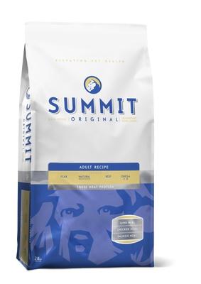Summit Для собак три вида мяса c цыпленком, лососем и ягненком (Original Three Meat, Adult Recipe DF), 12,700 кг, 10380