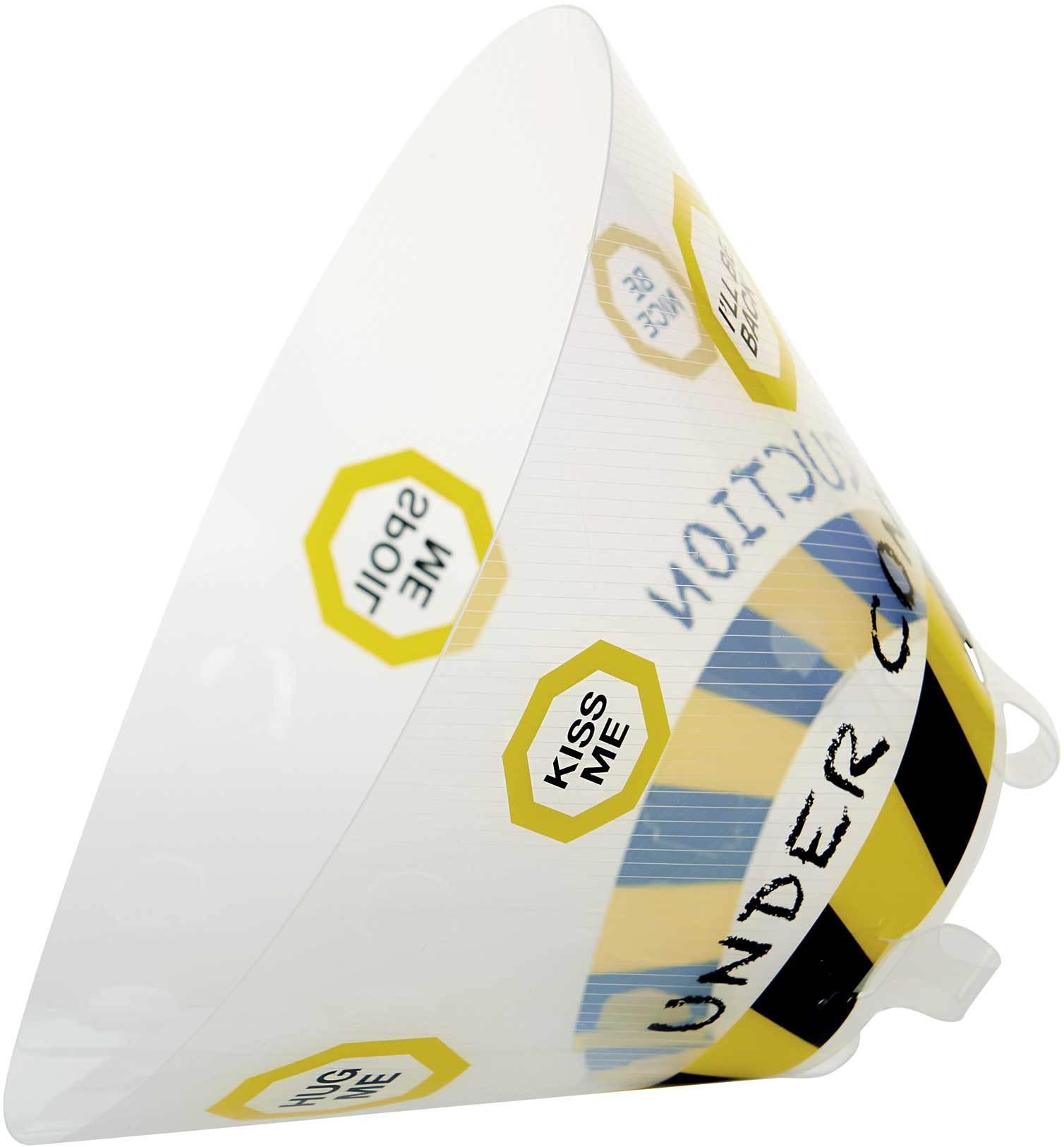 Kruuse защитный воротник Under Construction  7,5 см, 273520