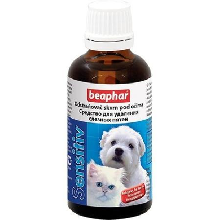 Beaphar лосьон для удаления слезных пятен у кошек и собак 50 мл