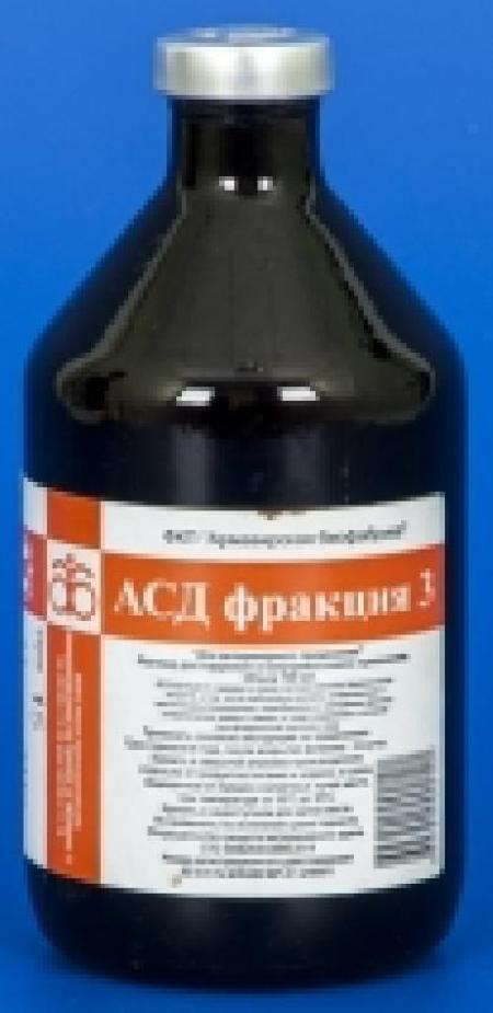 АСД 3Ф (Антисептик Дорогова) 100мл