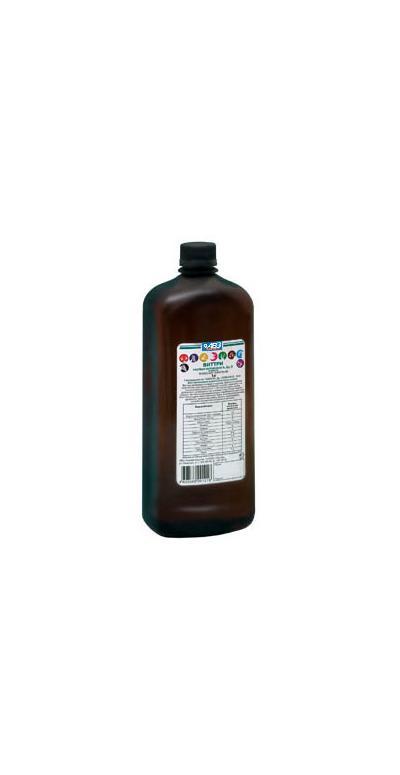 АВЗ Виттри-1 раствор для орального применения для животных, витаминный препарат 100 мл