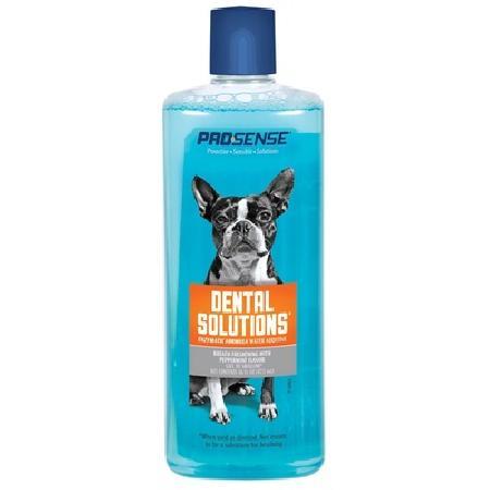 8 в 1 ВИА Жидкость для освежения запаха из пасти животных(Pro-Sense Dental Solutions Dental Water Additive) EJ82084, 0,473 кг, 35502