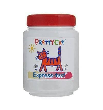 Pretty Cat Тест для определения мочекаменной болезни (Express Test), 0,150 кг, 26160