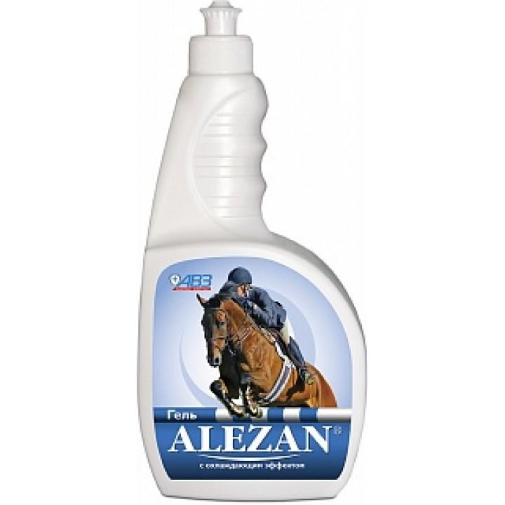 Алезан  (гель охлаждающий с антитравматическим эффектом)  500 мл 114