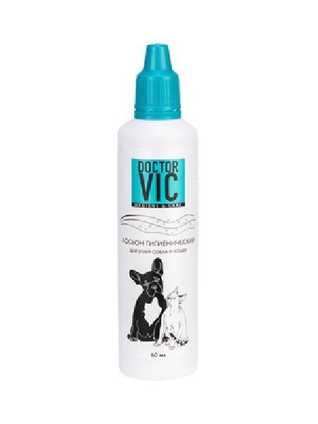 Doctor Vic Лосьон гигиенический для ушей кошек и собак 00-00000630, 0,074 кг
