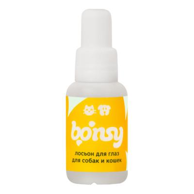 Bonsy Лосьон для ухода за глазами кошек и собак, 0,030 кг, 42980