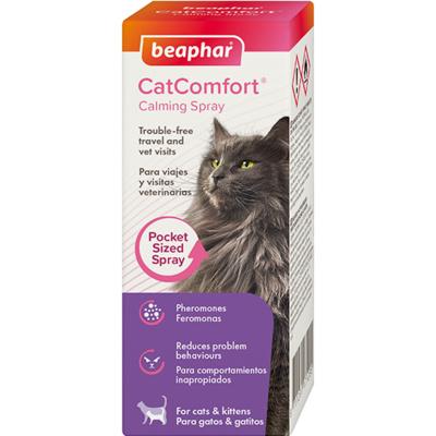 Беафар 17125 CatComfort успокаивающий спрей 30мл