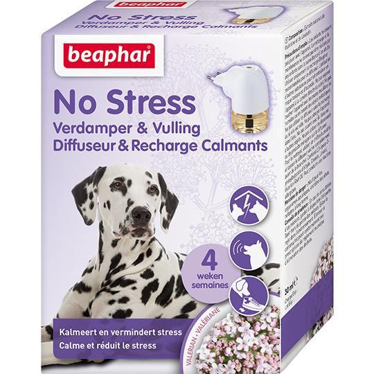 [273.4.082]  Beaphar No Stress набор: диффузор со сменным блоком для собак 30мл 14898