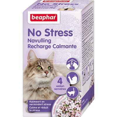 [273.4.085]  Beaphar No Stress сменный блок диффузора для кошек 30мл 14899