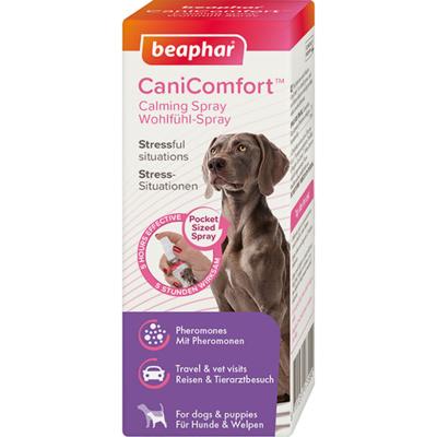 [273.4.912]  Beaphar Cani Comfort успокаивающий спрей 60 мл. 17417