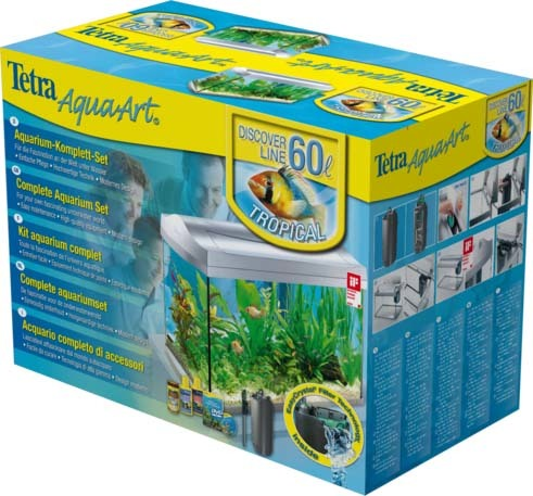 Аквариум Tetra AquaArt  60l Tropical, 151543